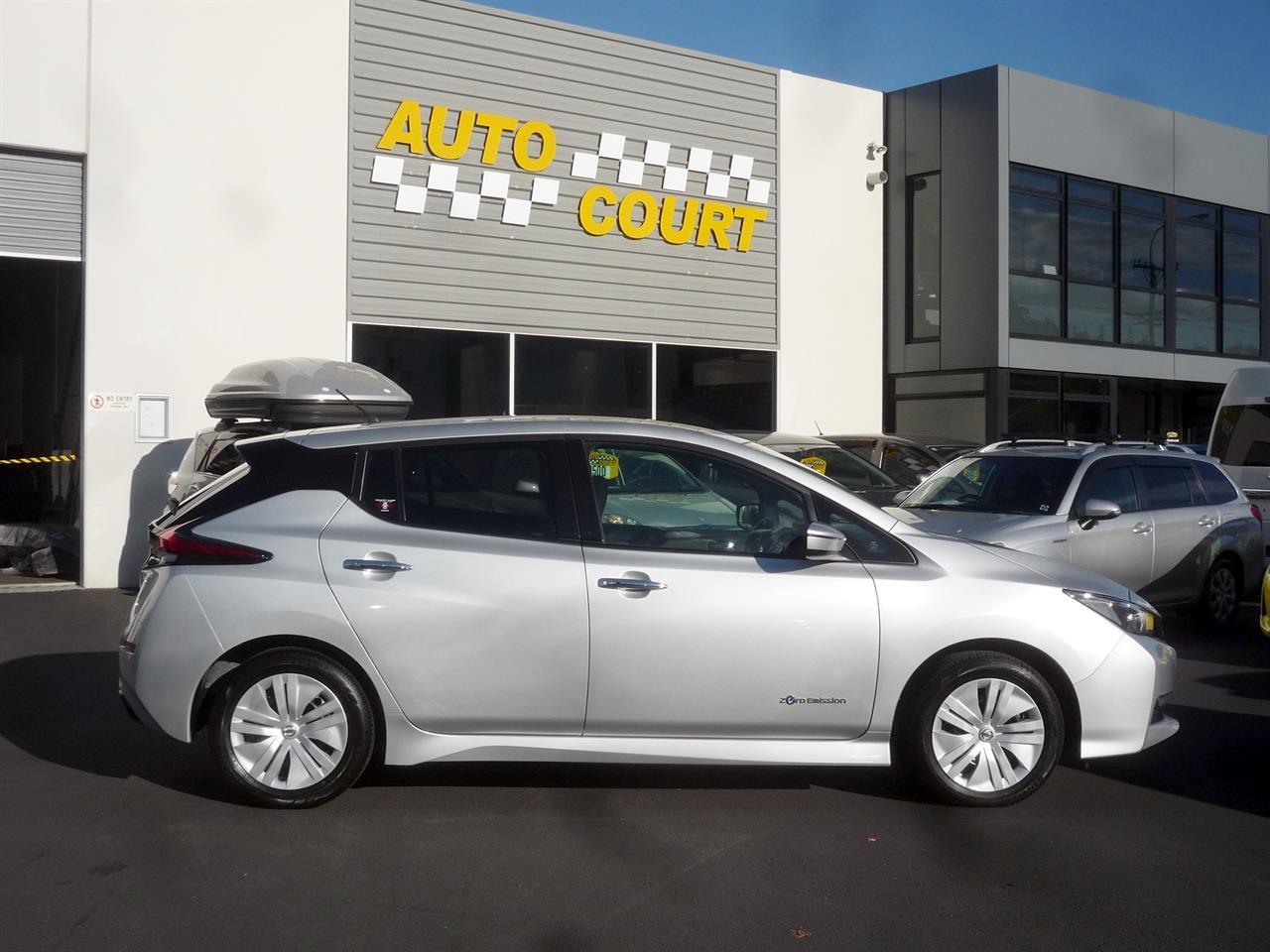 image-13, 2018 Nissan Leaf 40X (SOH 91.80%) at Dunedin