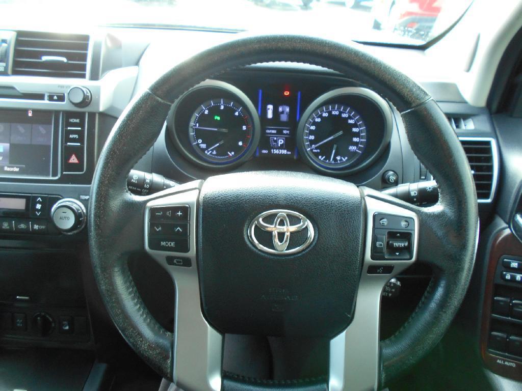 image-12, 2013 Toyota Landcruiser Prado VX 3.0TD 7 seat auto at Dunedin
