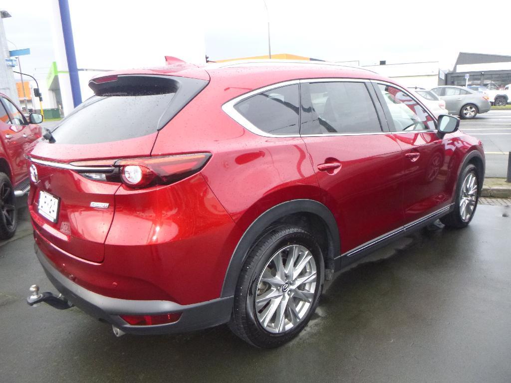 image-1, 2018 Mazda CX-8 LTD 2.2 diesel auto AWD at Dunedin
