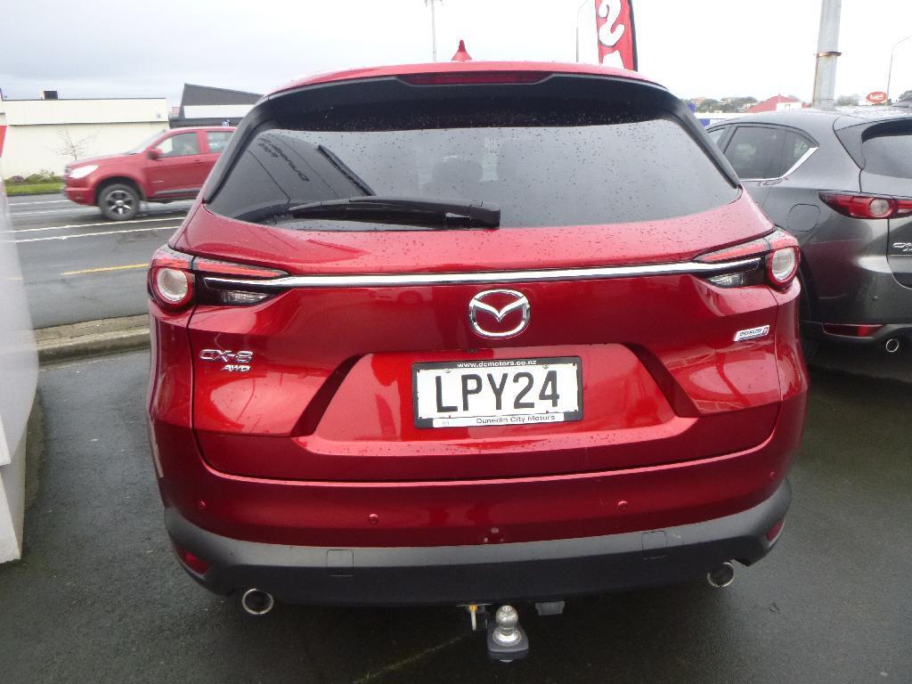 image-2, 2018 Mazda CX-8 LTD 2.2 diesel auto AWD at Dunedin
