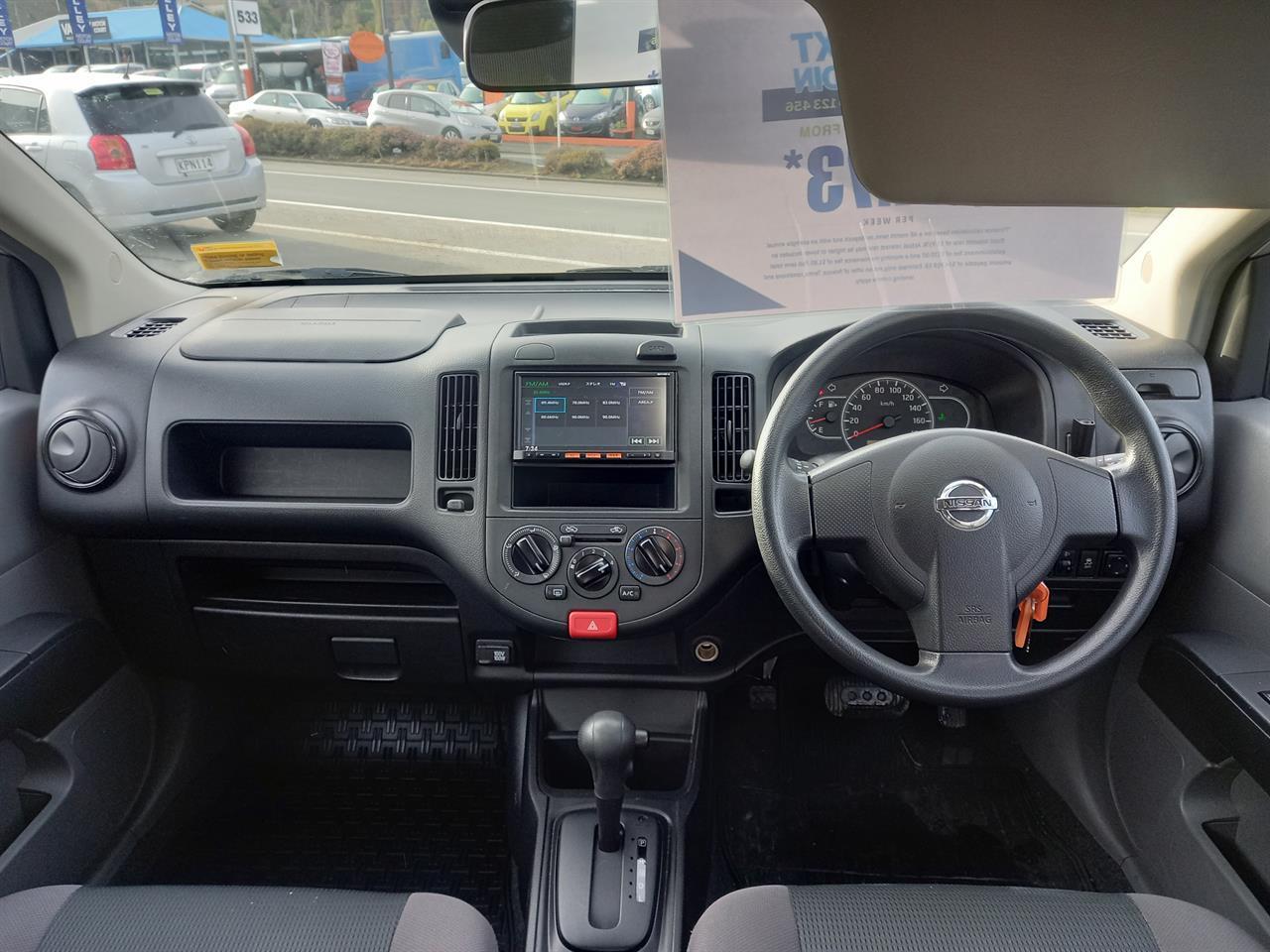 image-11, 2017 Nissan Ad Perfect Trade person Wagon at Dunedin