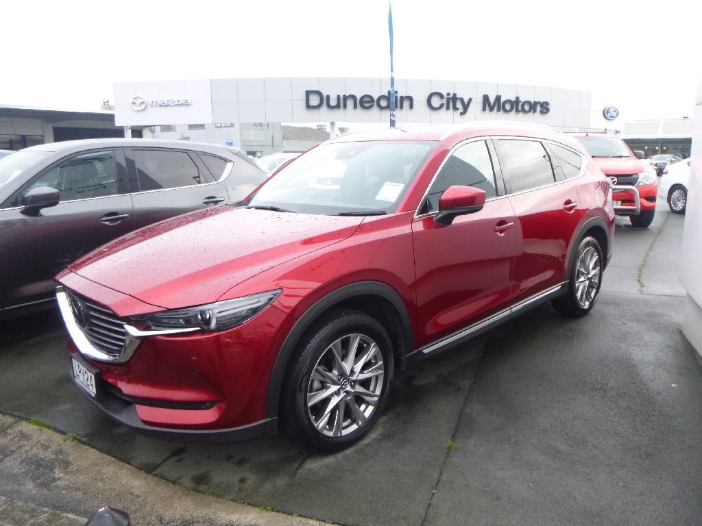 image-0, 2018 Mazda CX-8 LTD 2.2 diesel auto AWD at Dunedin