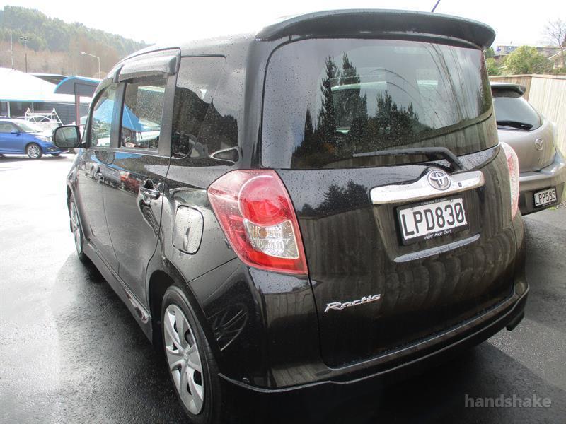 image-3, 2009 TOYOTA RACTIS 1.5 at Dunedin
