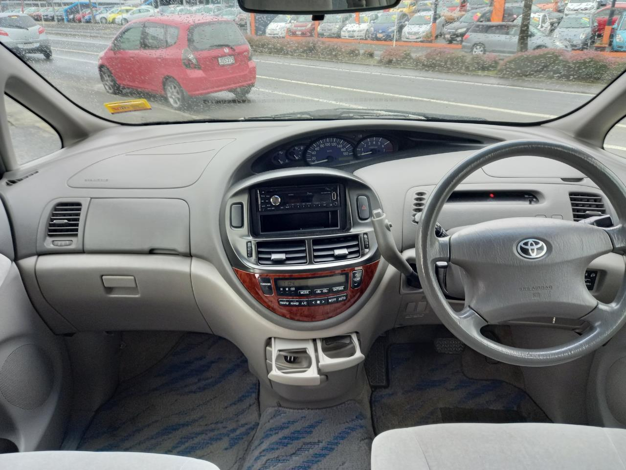 image-12, 2001 Toyota Estima 8 Seats No Deposit Finance at Dunedin