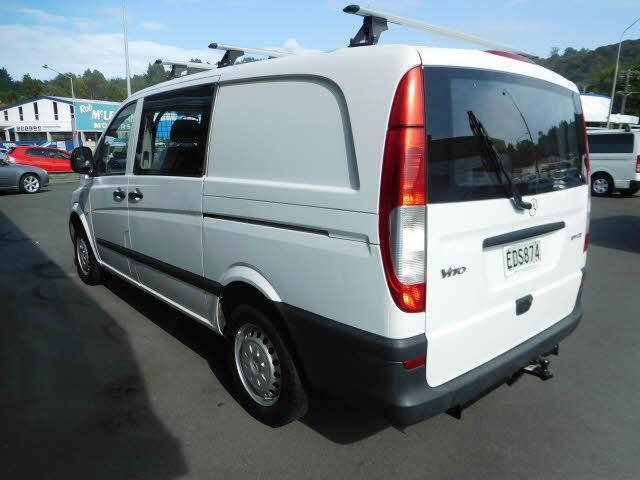 image-6, 2007 MercedesBenz VITO 109 CDI at Dunedin