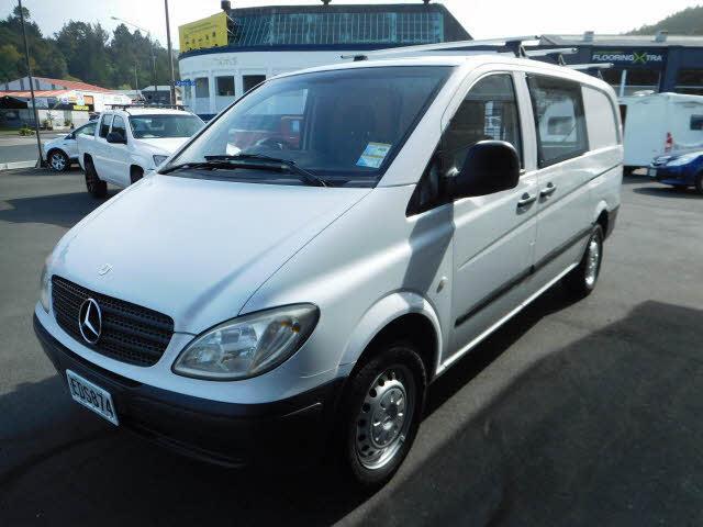 image-0, 2007 MercedesBenz VITO 109 CDI at Dunedin