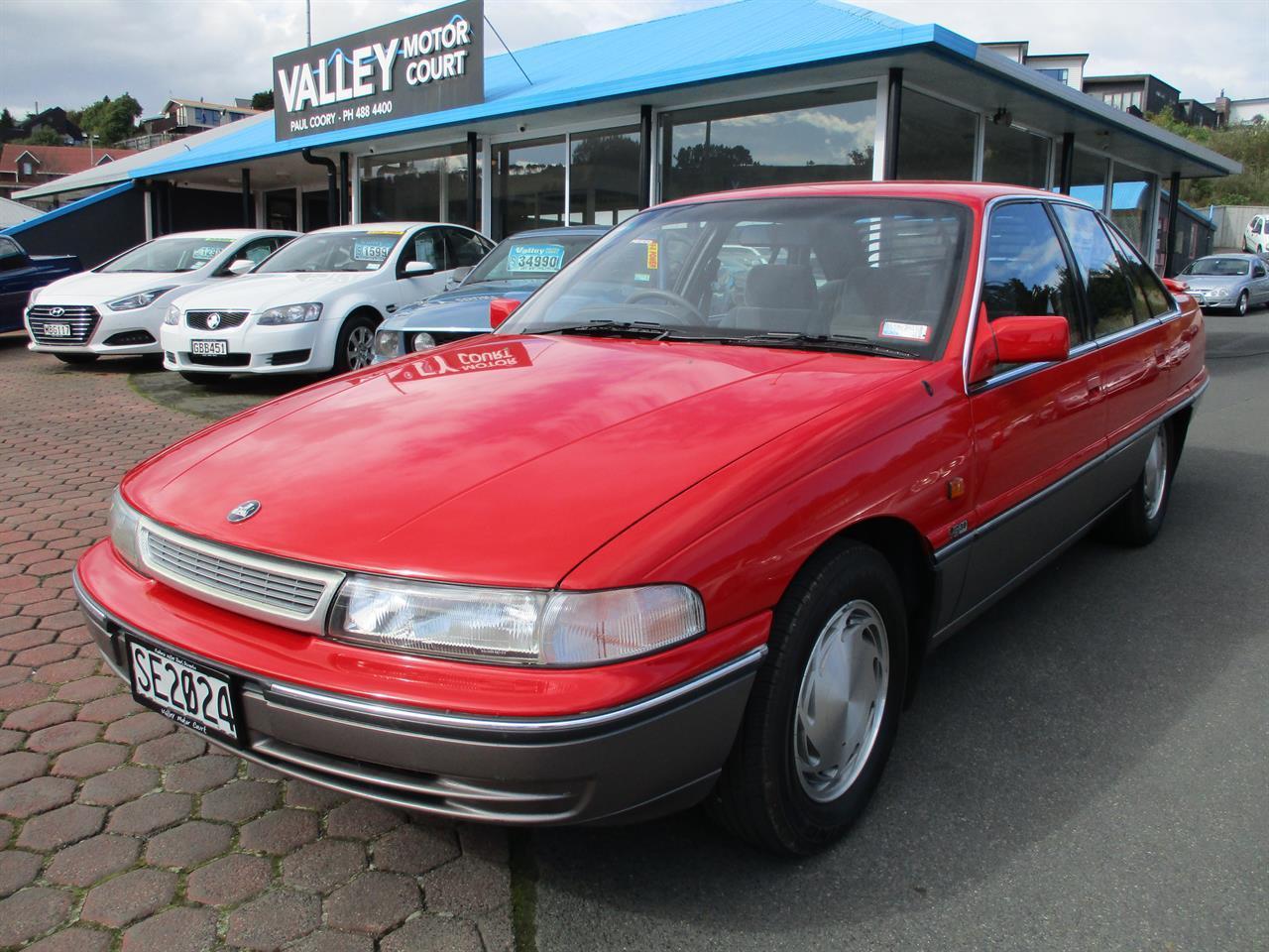 image-9, 1993 Holden Calais VP 3.8lt V6 at Dunedin