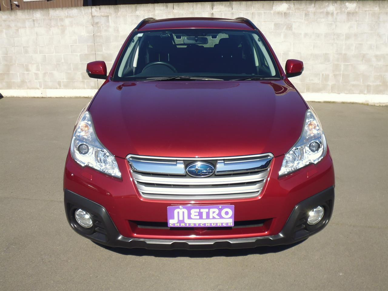 image-9, 2012 Subaru Outback 2.5i Eyesight at Christchurch