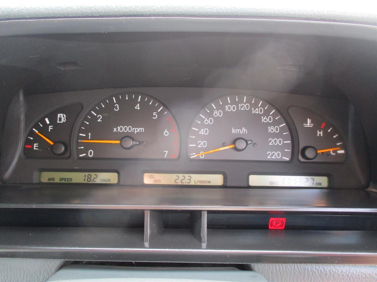image-17, 1993 Holden Calais VP 3.8lt V6 at Dunedin