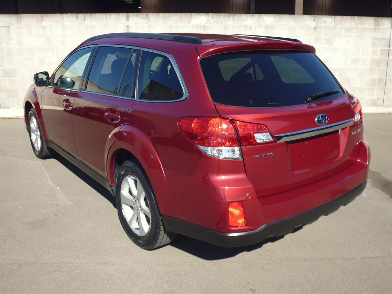 image-3, 2012 Subaru Outback 2.5i Eyesight at Christchurch