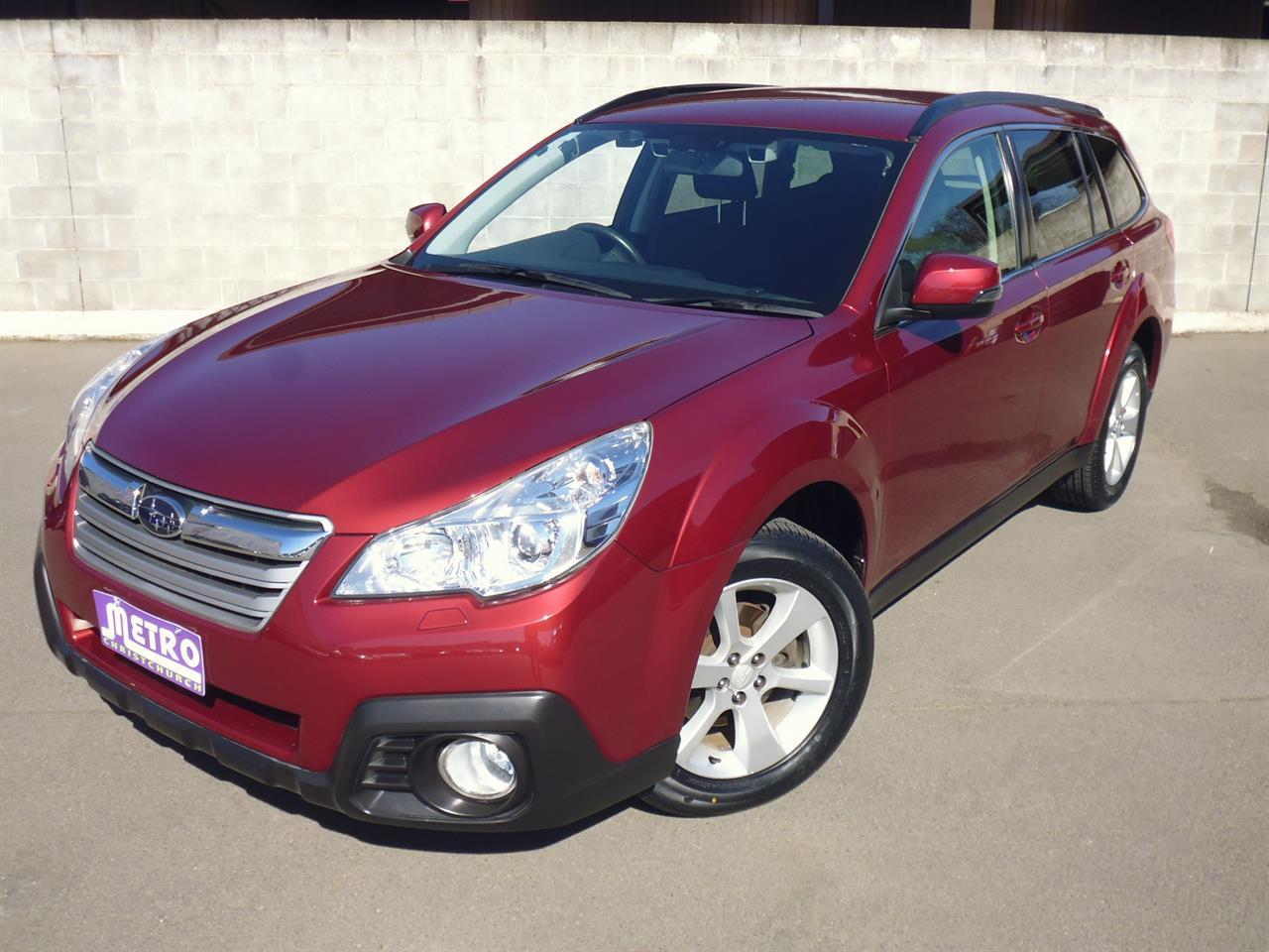 image-0, 2012 Subaru Outback 2.5i Eyesight at Christchurch