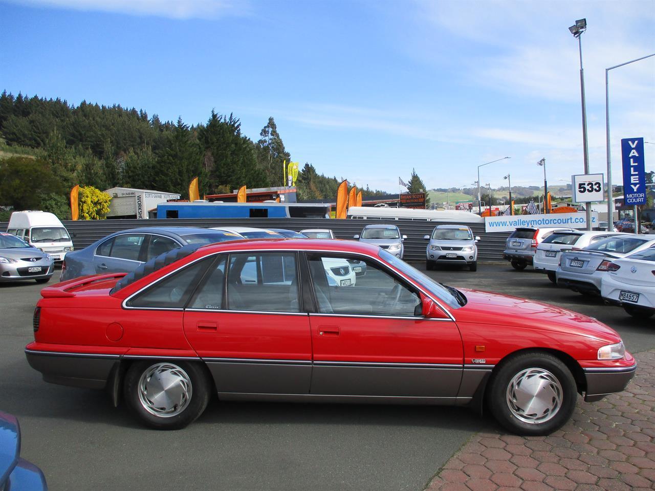 image-4, 1993 Holden Calais VP 3.8lt V6 at Dunedin