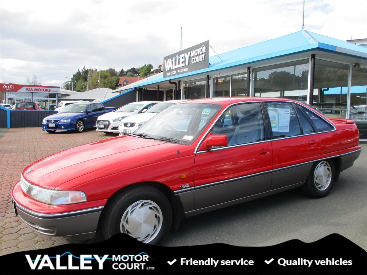 image-0, 1993 Holden Calais VP 3.8lt V6 at Dunedin