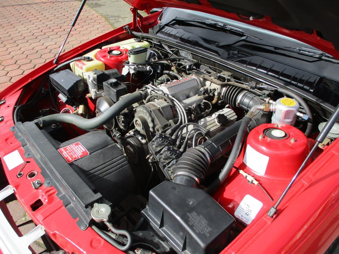 image-19, 1993 Holden Calais VP 3.8lt V6 at Dunedin