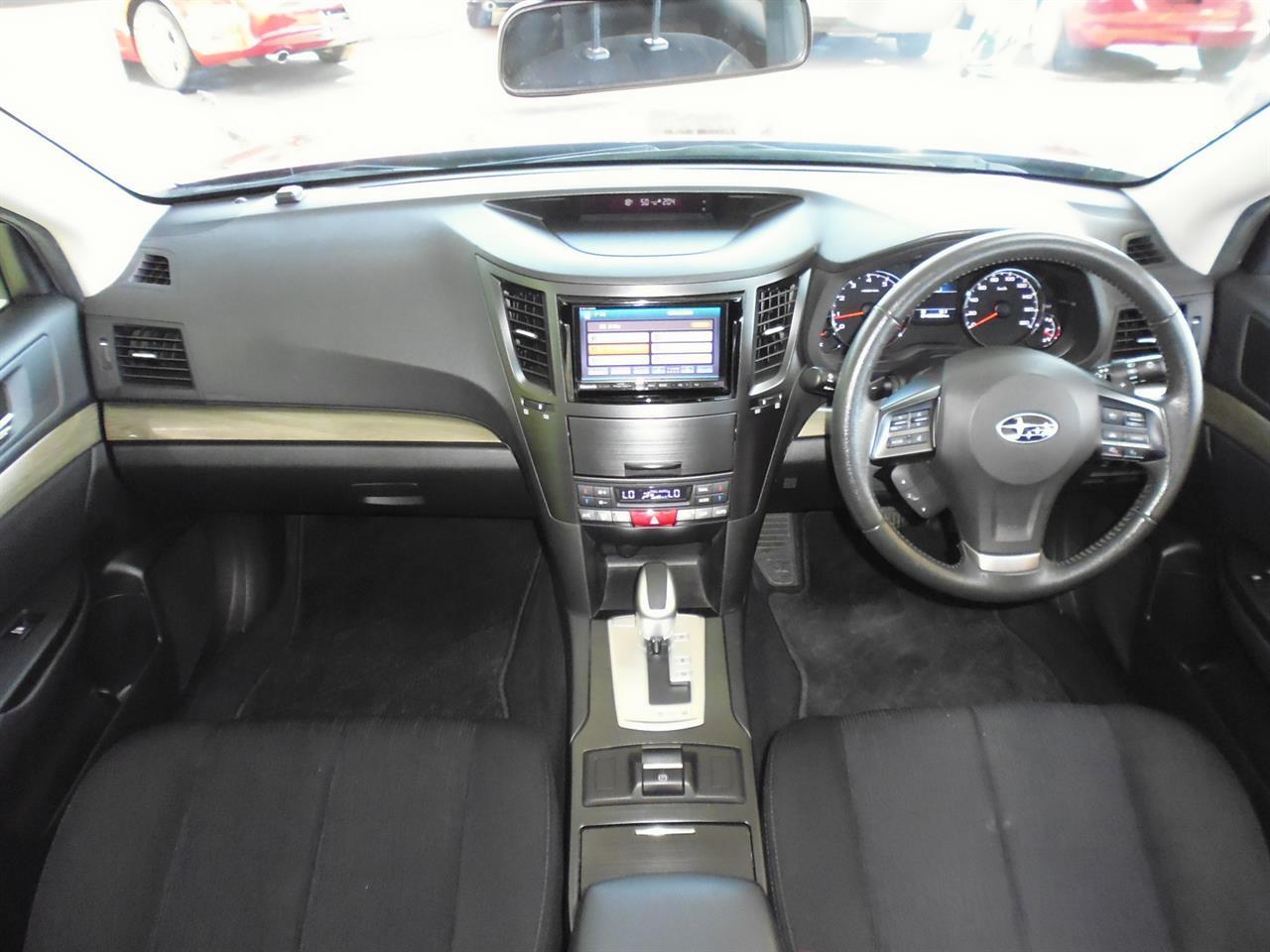 image-12, 2012 Subaru Outback 2.5i Eyesight at Christchurch