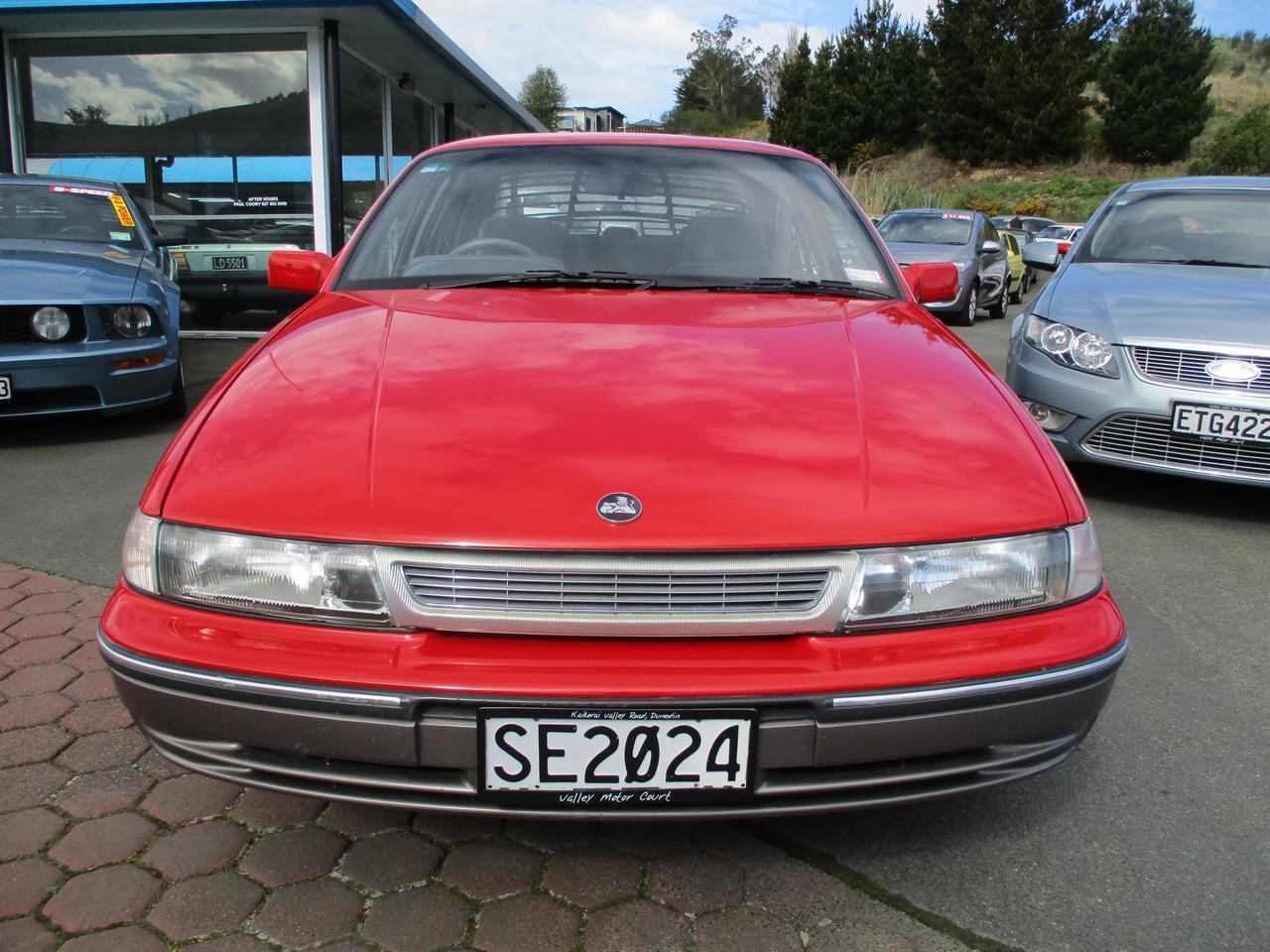 image-10, 1993 Holden Calais VP 3.8lt V6 at Dunedin