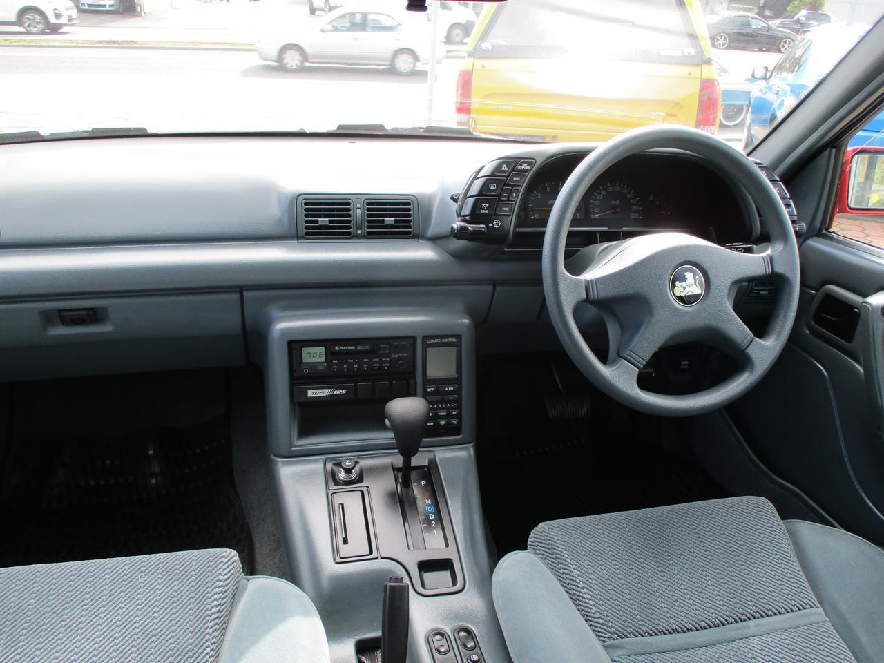 image-14, 1993 Holden Calais VP 3.8lt V6 at Dunedin