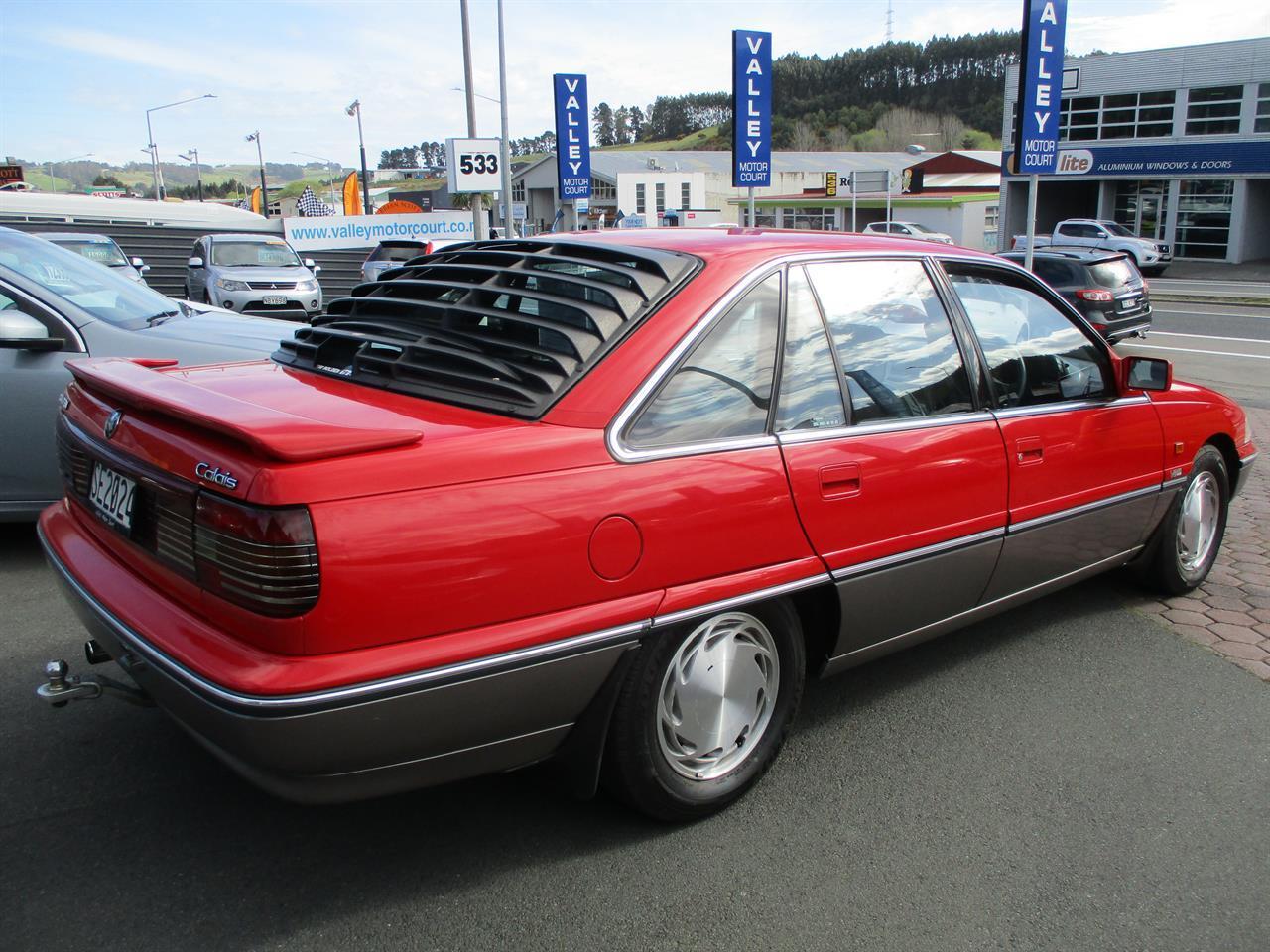 image-5, 1993 Holden Calais VP 3.8lt V6 at Dunedin