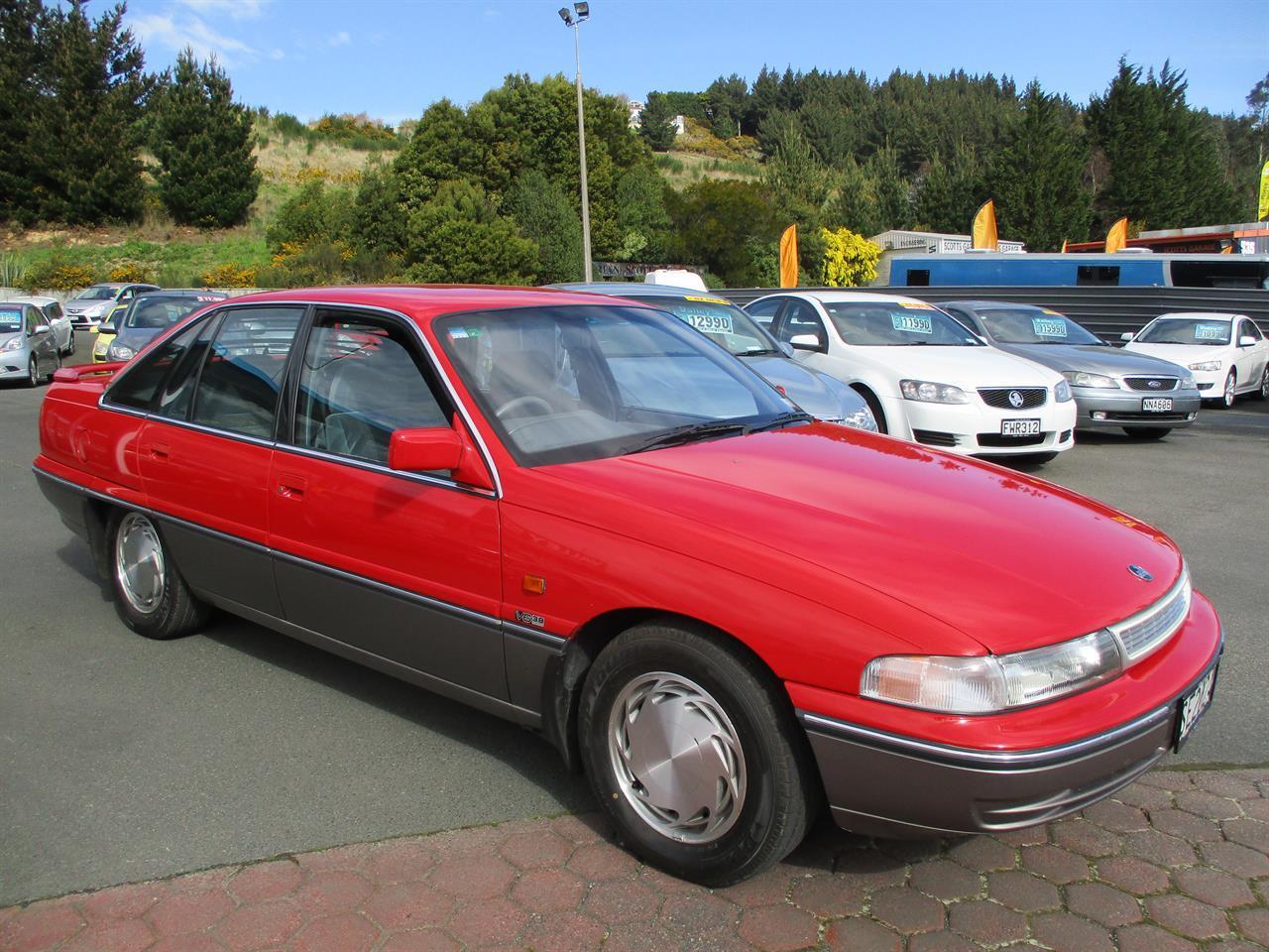 image-2, 1993 Holden Calais VP 3.8lt V6 at Dunedin