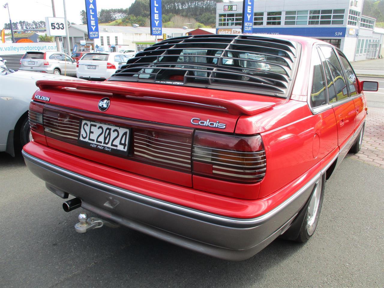 image-6, 1993 Holden Calais VP 3.8lt V6 at Dunedin