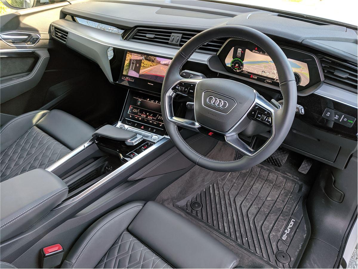 image-6, 2019 AUDI e-Tron at Queenstown-Lakes