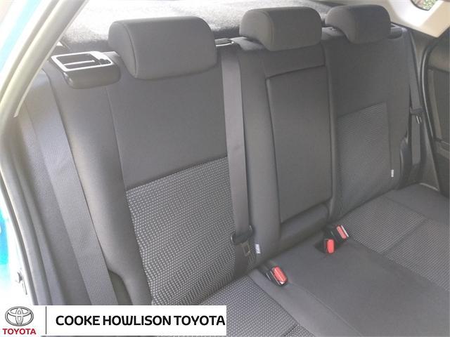 image-7, 2017 Toyota Corolla GLX HATCHBACK at Dunedin