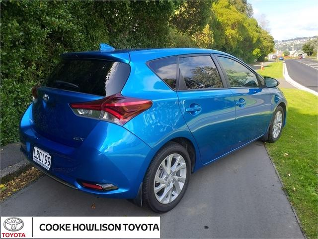 image-3, 2017 Toyota Corolla GLX HATCHBACK at Dunedin
