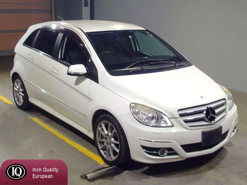 image-0, 2010 MercedesBenz B 170 at Christchurch