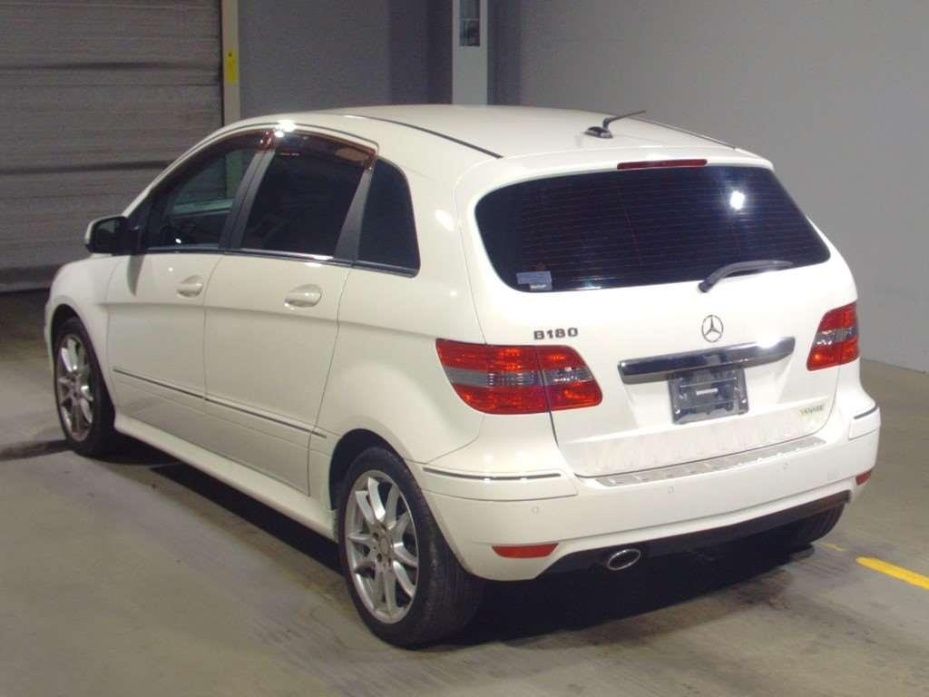 image-1, 2010 MercedesBenz B 170 at Christchurch