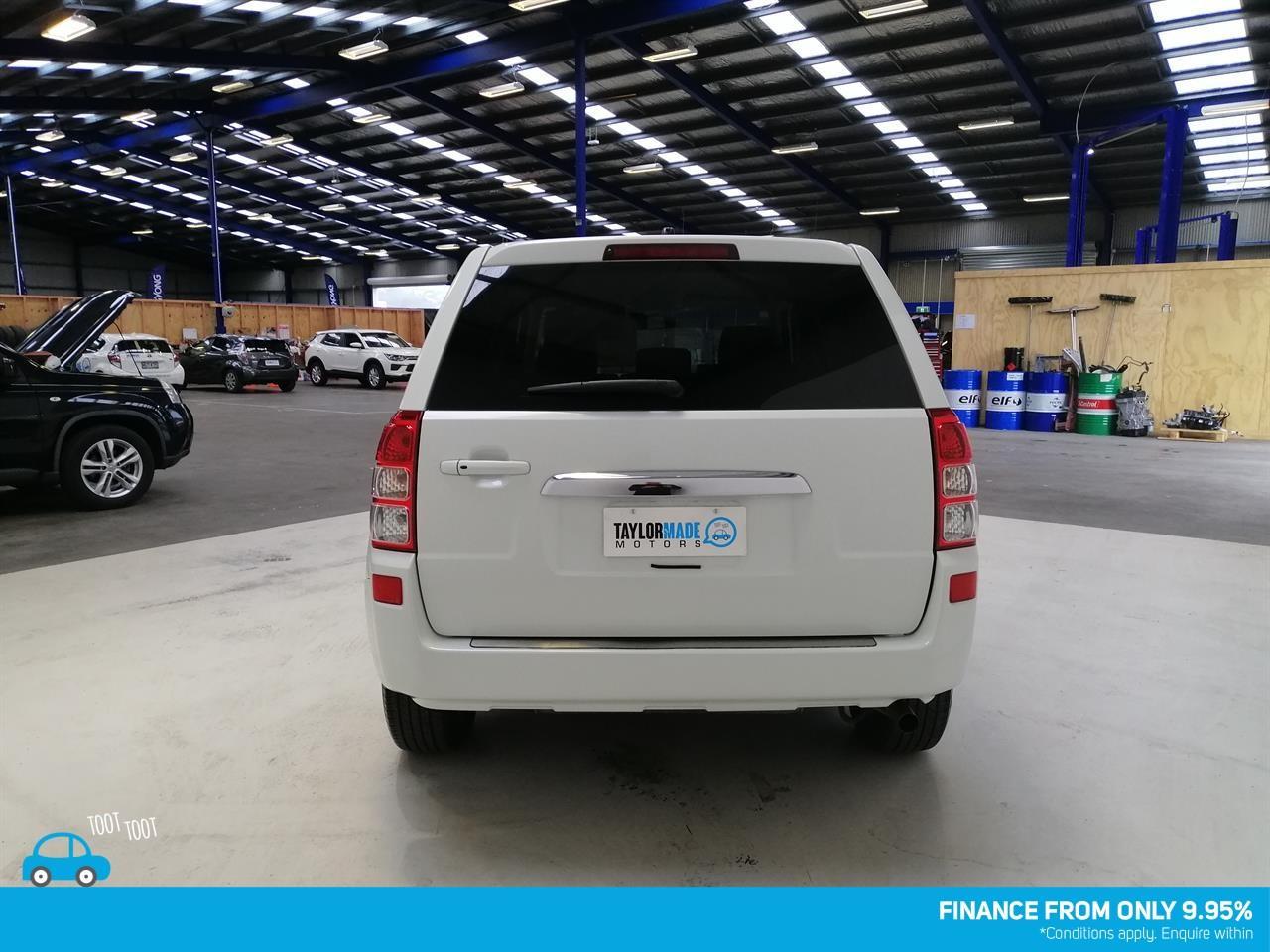 image-5, 2015 Suzuki ESCUDO 2.4 XG at Dunedin