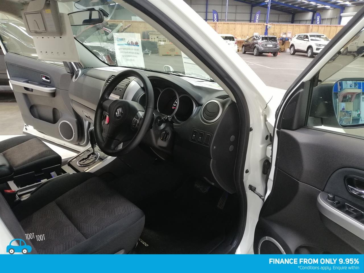 image-12, 2015 Suzuki ESCUDO 2.4 XG at Dunedin