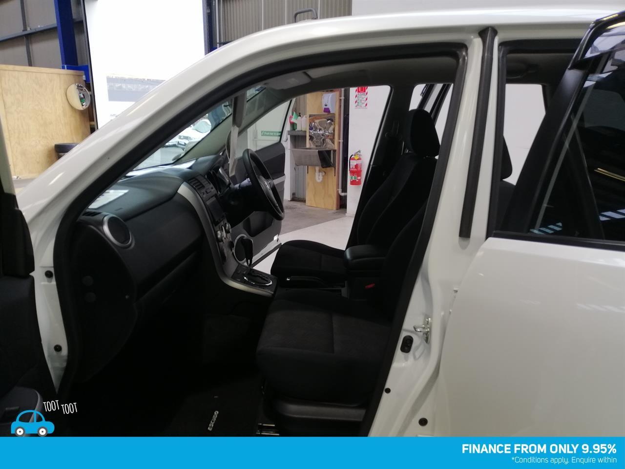image-11, 2015 Suzuki ESCUDO 2.4 XG at Dunedin