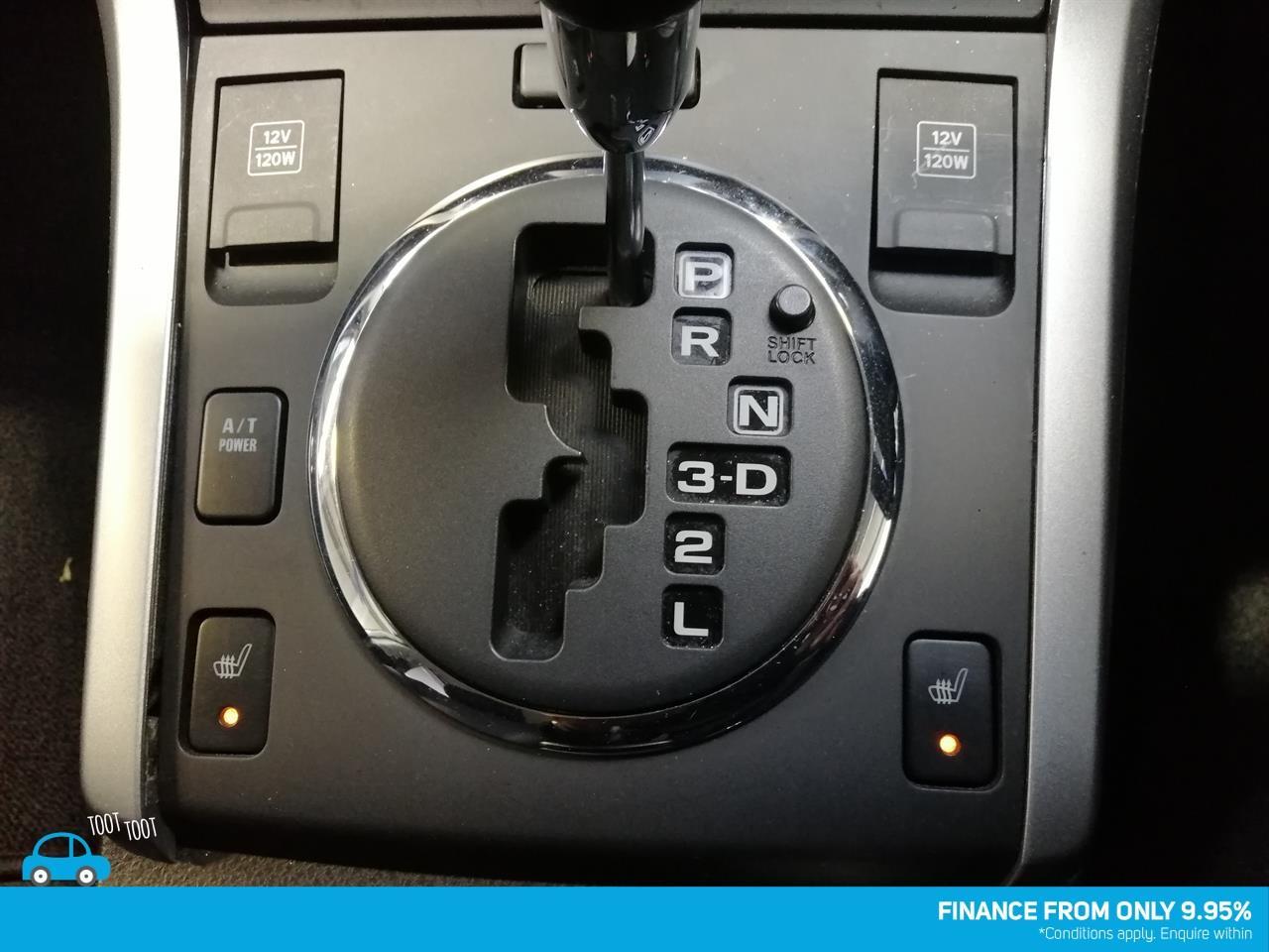 image-13, 2015 Suzuki ESCUDO 2.4 XG at Dunedin