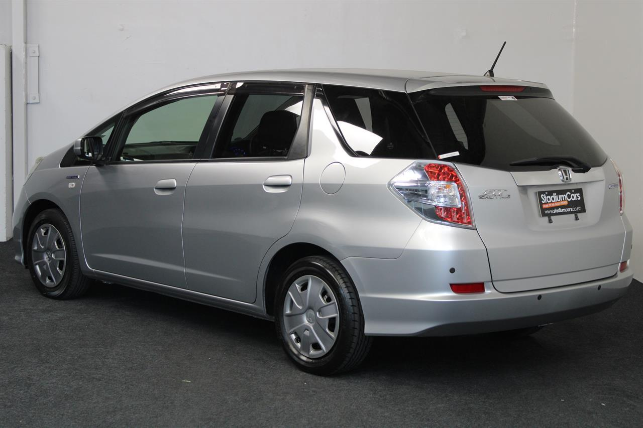 2014 Honda Fit Shuttle Hybrid C for sale in Christchurch