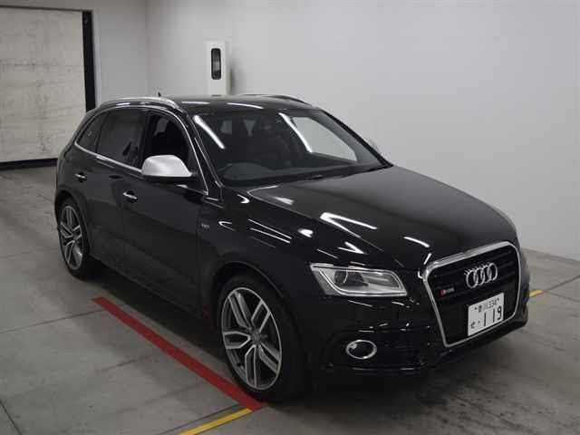 image-0, 2014 Audi SQ5 Quattro V6 Supercharged at Christchurch