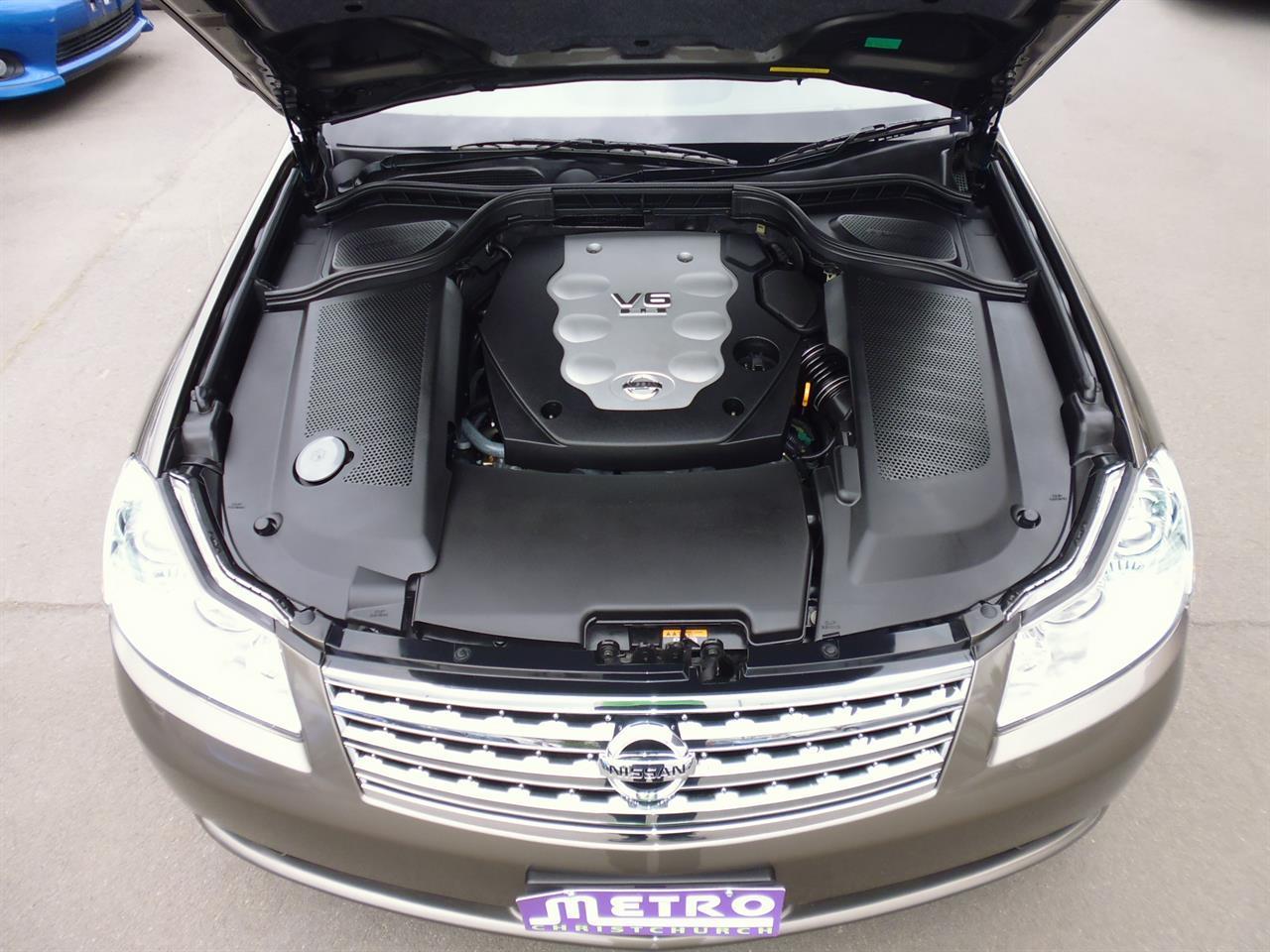 image-16, 2006 Nissan Fuga 350GT at Christchurch