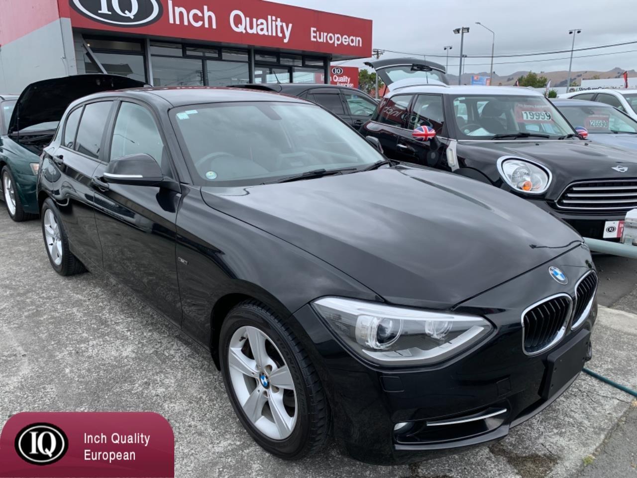 image-0, 2012 BMW 116I Sport at Christchurch