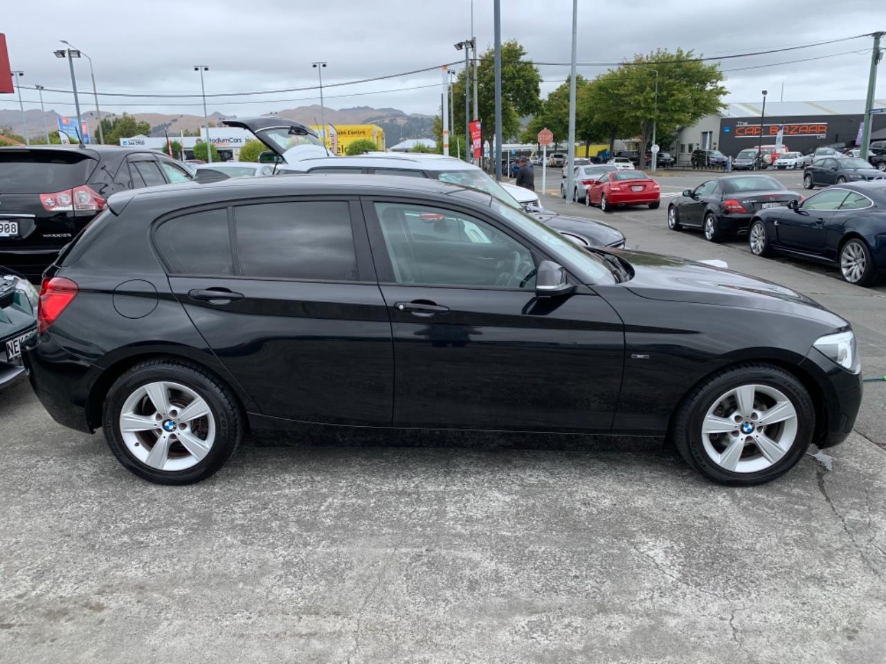 image-1, 2012 BMW 116I Sport at Christchurch
