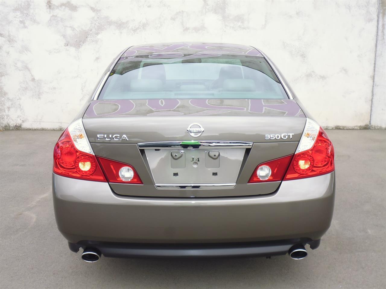 image-5, 2006 Nissan Fuga 350GT at Christchurch