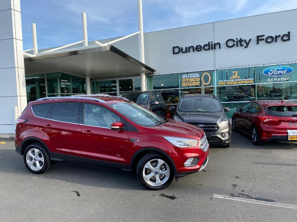 image-0, 2020 Ford ESCAPE E24 Escape Trend AWD-2019.75 at Dunedin