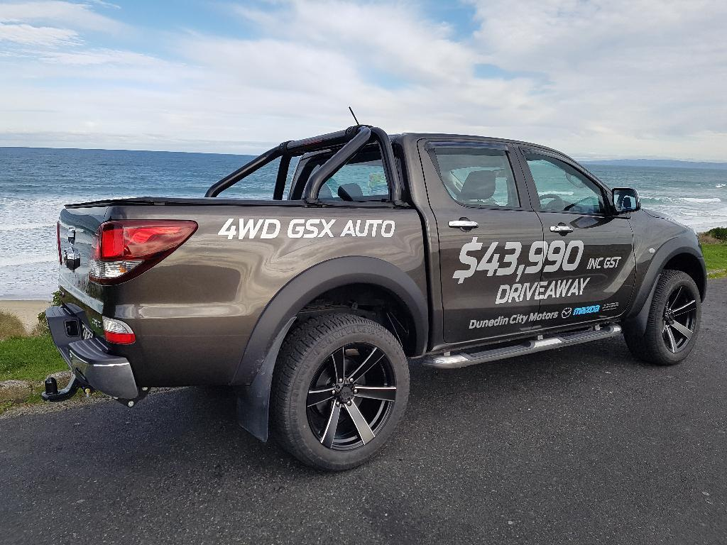 2020 Mazda BT-50 DOUBLE CAB 4WD GSX W/S 6AT for sale in ...
