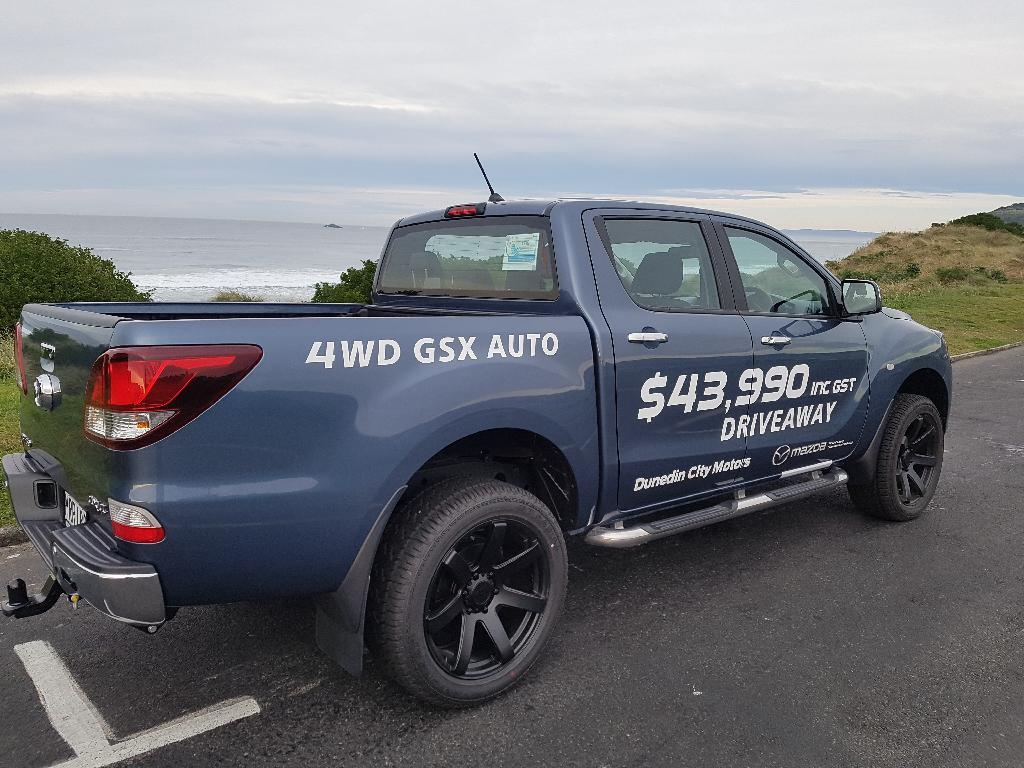 image-2, 2020 Mazda BT-50 DOUBLE CAB 4WD GSX W/S 6AT at Dunedin