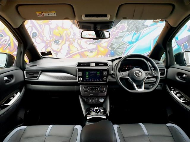 image-4, 2021 Nissan LEAF Gen 3 40kWh at Christchurch