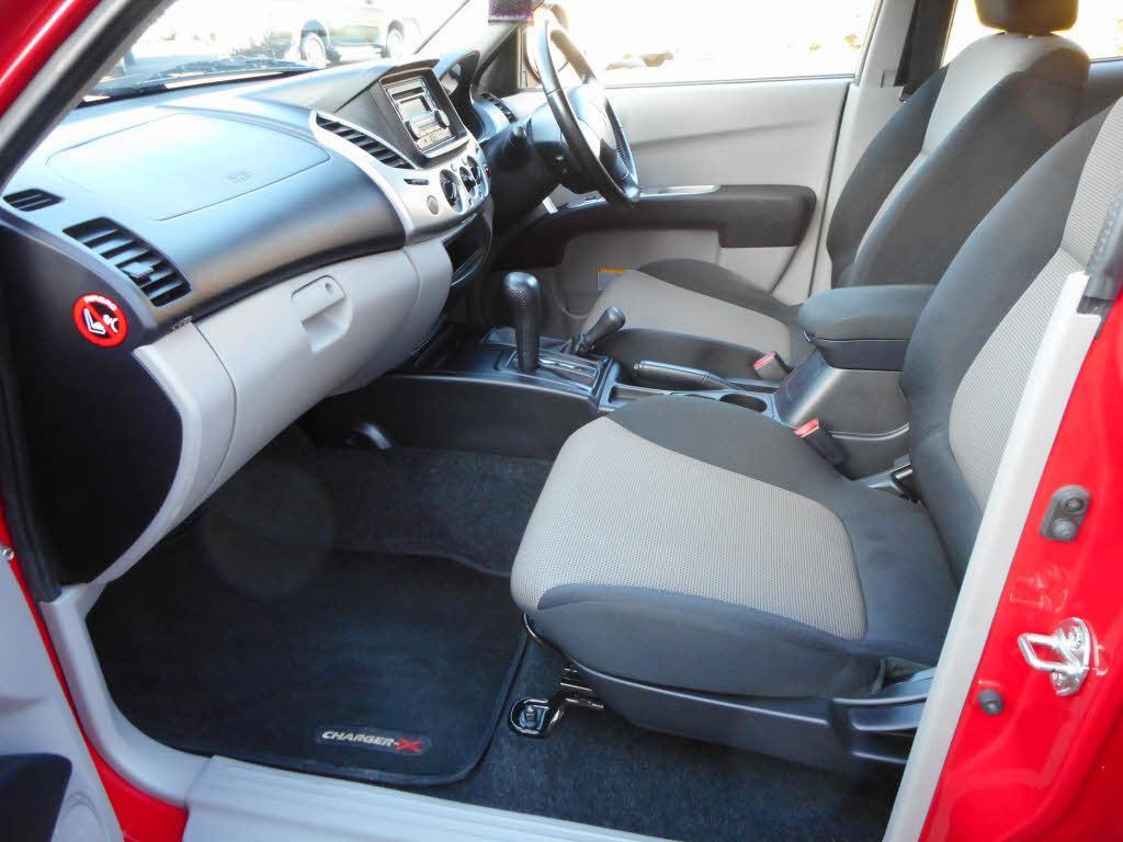 image-6, 2012 Mitsubishi Triton 4WD 2.5D D/cab GLX A D/CAB  at Dunedin