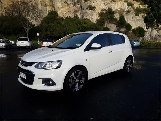 image-8, 2017 Holden Barina LT Hatch 1.6L Auto at Dunedin