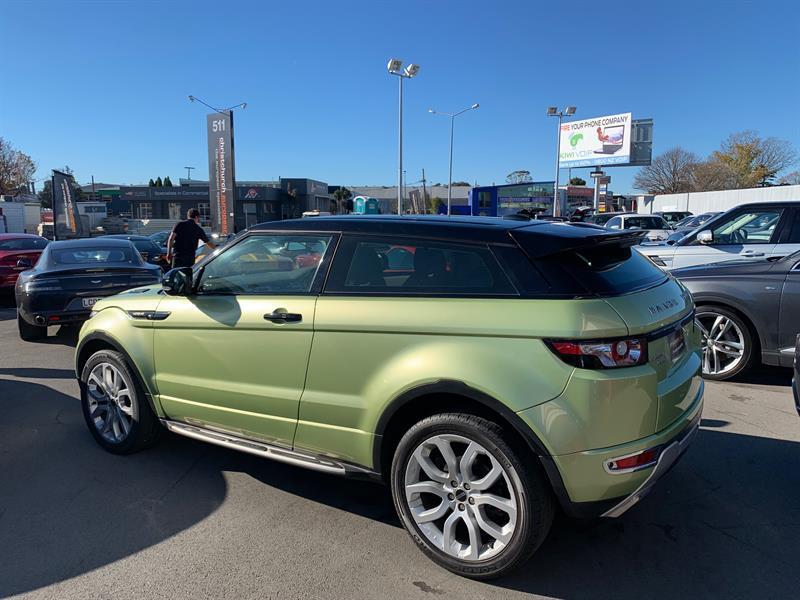 image-2, 2012 LandRover Range Rover Evoque 2.0 T SI4 Dynami at Christchurch