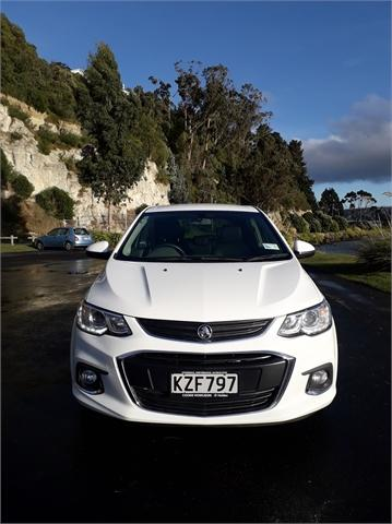 image-1, 2017 Holden Barina LT Hatch 1.6L Auto at Dunedin