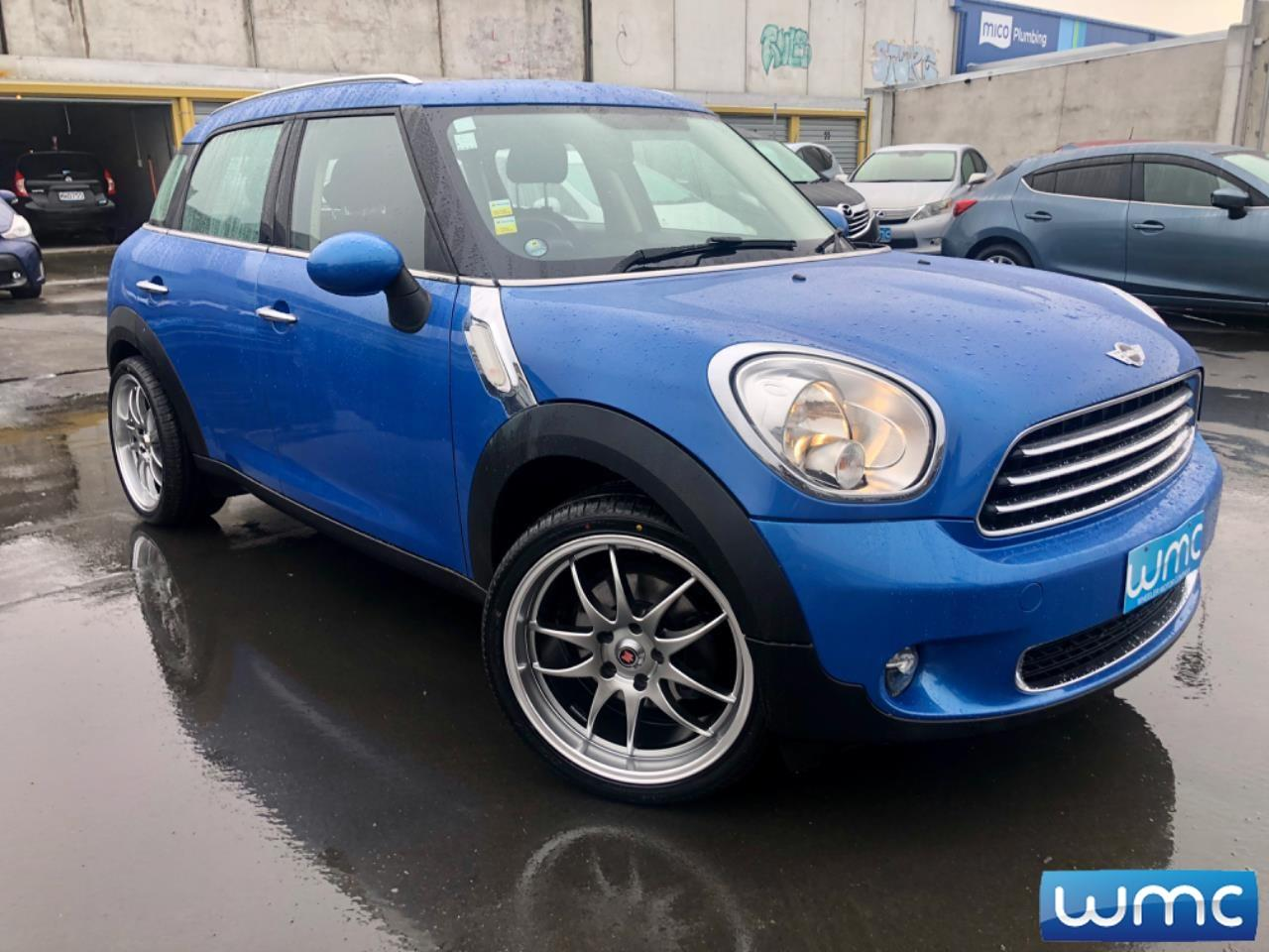 image-0, 2013 Mini Countryman Crossover at Christchurch