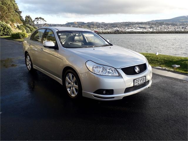 image-2, 2010 Holden Epica CDXi Sedan 2.5L Auto at Dunedin