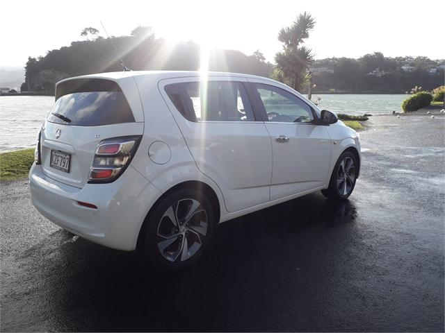 image-4, 2017 Holden Barina LT Hatch 1.6L Auto at Dunedin